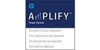 HP Amplify Power status