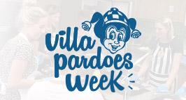 Villa Pardoes week