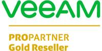 Veeam Gold Reseller Propartner
