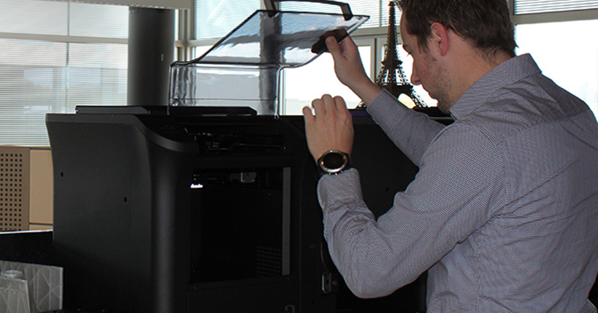 3D print en scan ACES Direct