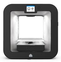 Cubify 3D printers grijs