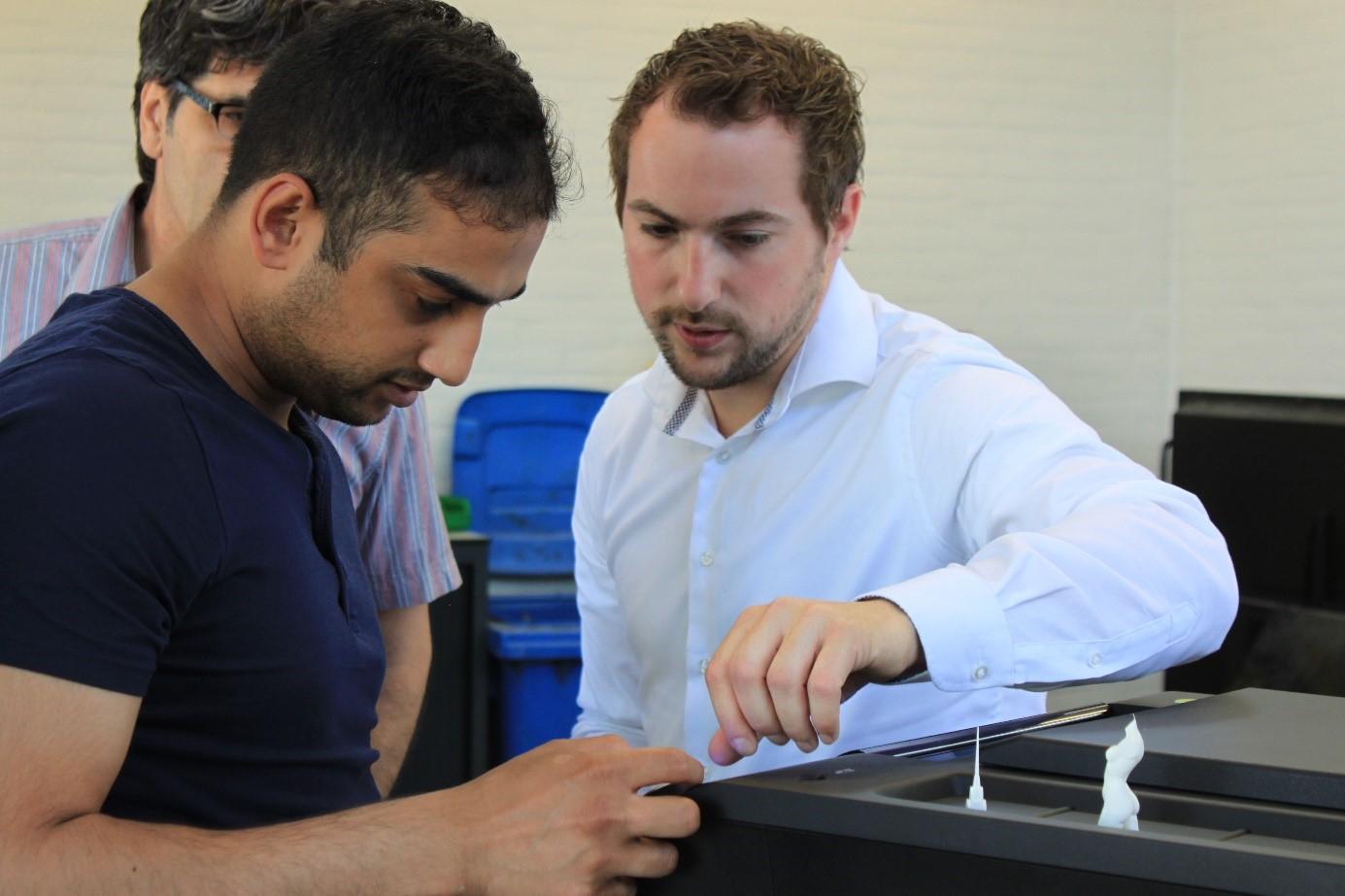 3D printing Gian Carlo