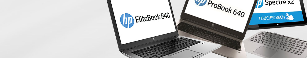 Nieuwe HP business notebooks