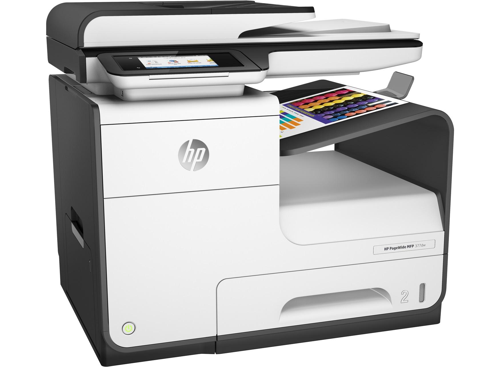 HP PageWide zakelijke printer