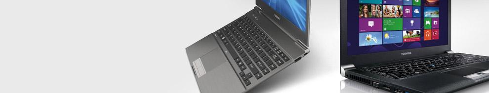 Nieuwe zakelijke laptops van Toshiba